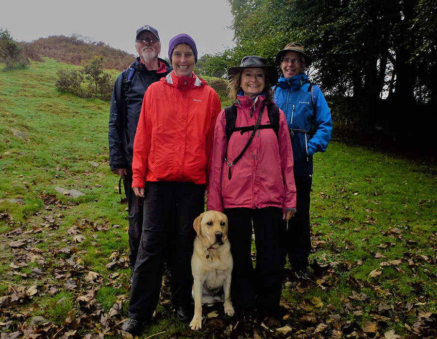 Five On A Dartmoor Adventure